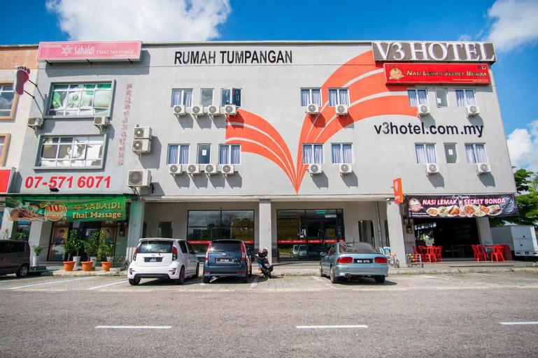 OYO Rooms V3 Hotel Nusajaya, Johor Bahru
