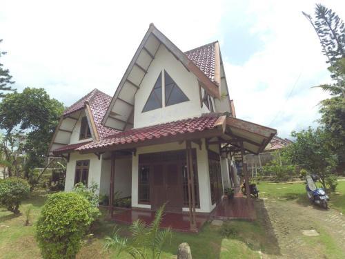 RVP Villa D'Orchid Park Blok F1 No. 6, Bogor
