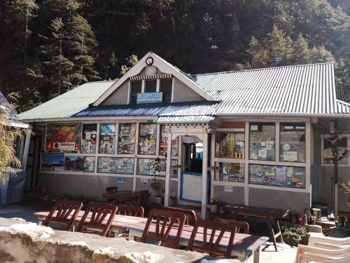 Bhuddha lodge, Sagarmatha