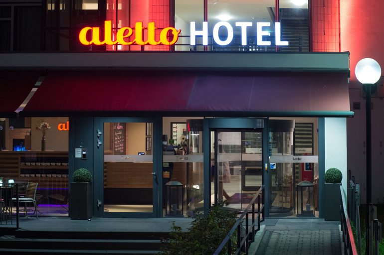 aletto Hotel Kudamm, Berlin