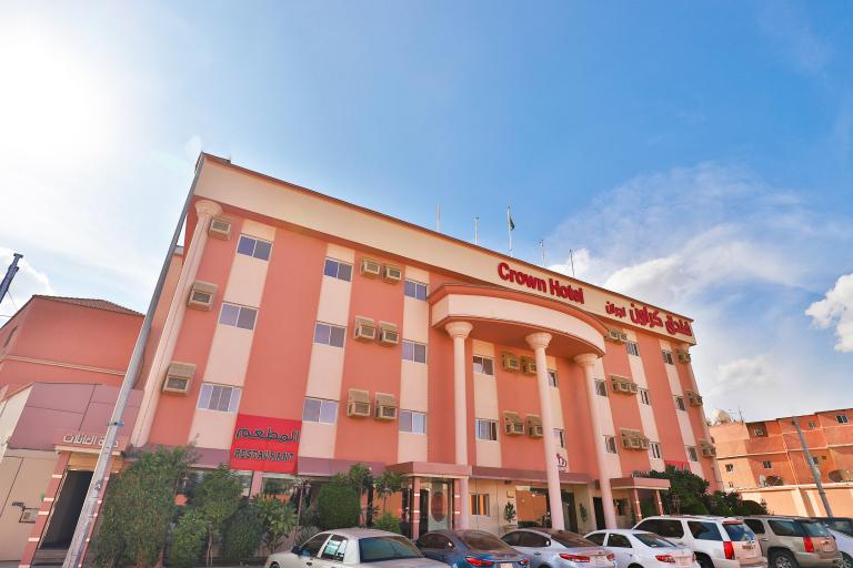 OYO 380 Crown Hotel Najran,
