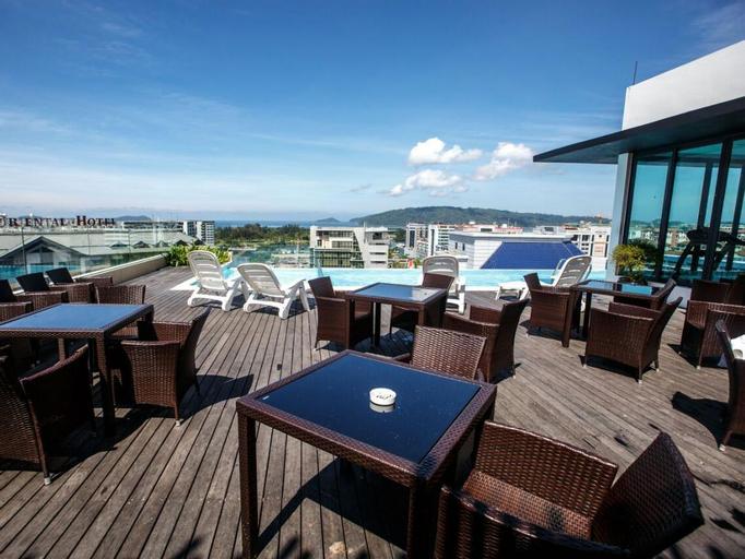 Marina Travellers Suite at Sky Karamunsing, Kota Kinabalu