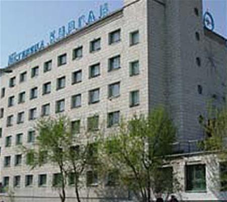 Kurgan Hotel, Kurgan