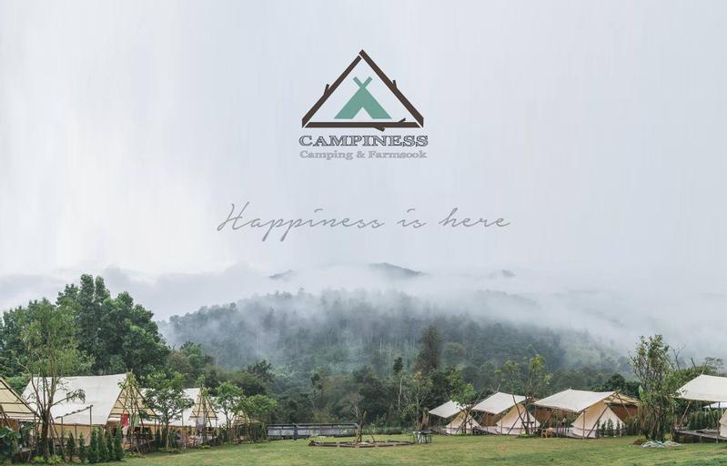 CAMPINESS CAMPING FARMSOOK, Mae Wang