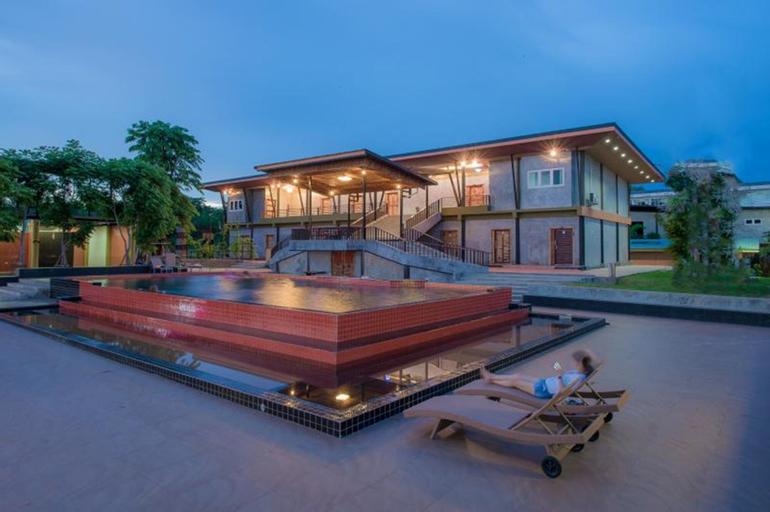 Riverpool Resort, Muang Kanchanaburi