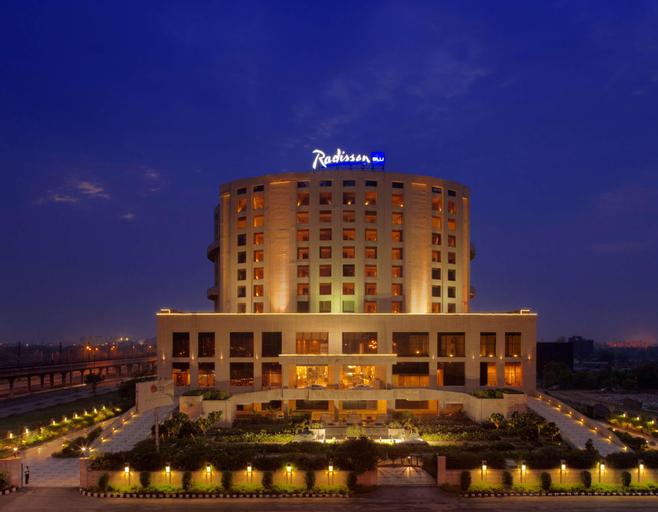 Radisson Blu Hotel New Delhi Dwarka, West