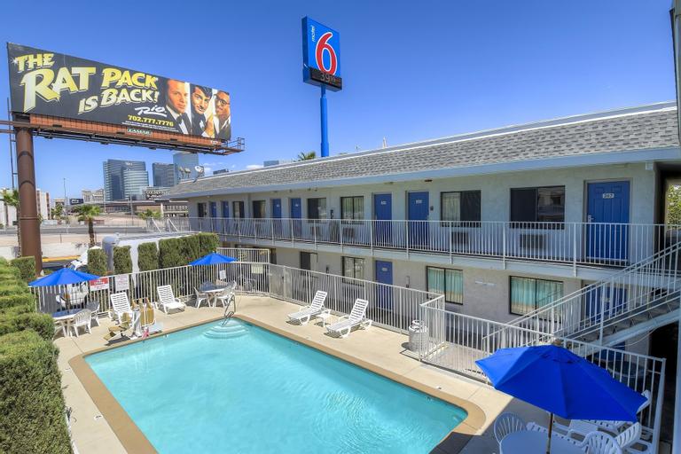 Motel 6 Las Vegas - I-15, Clark