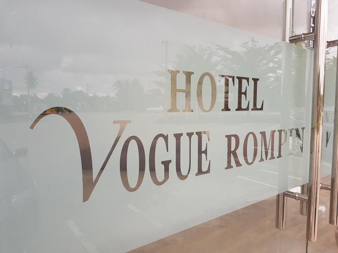 Vogue Rompin, Rompin