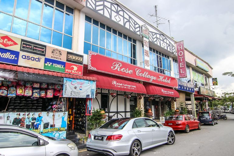 Rose Cottage Hotel Taman Impian Senai, Johor Bahru