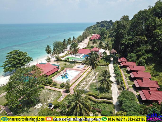 SHAZ Resort Pulau Tinggi, Mersing