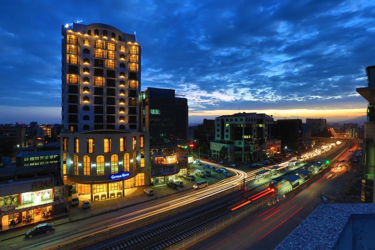 Getfam Hotel, Addis Abeba