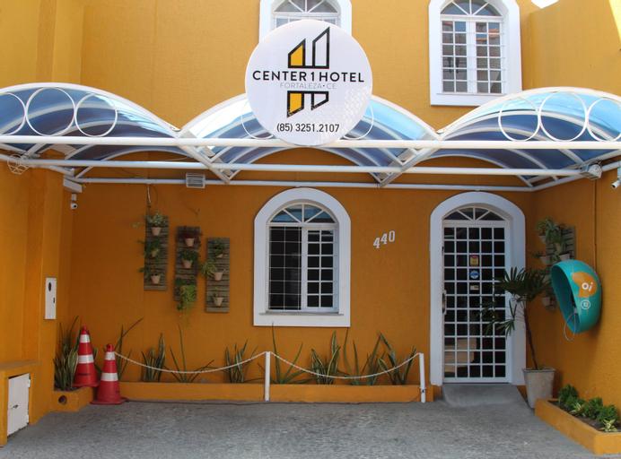 Center 1 Hotel, Fortaleza