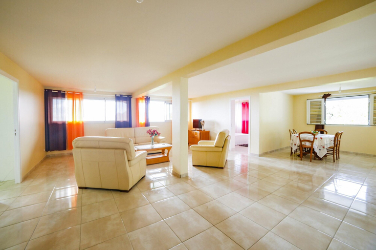Apartment With 3 Bedrooms in Le Diamant, With Wonderful sea View, Furn, Le Diamant