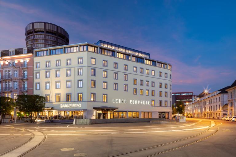 Hotel Victoria, Basel