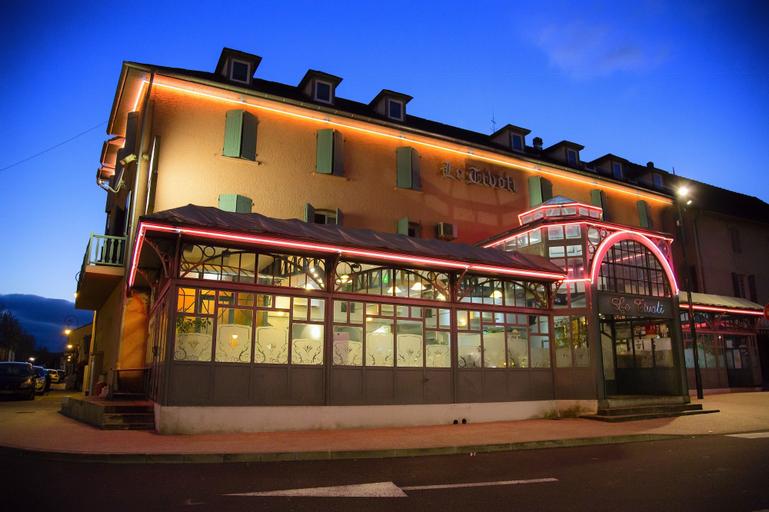Hôtel le Tivoli, Hautes-Pyrénées