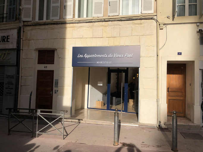 Les Appartements du Vieux-Port, Bouches-du-Rhône