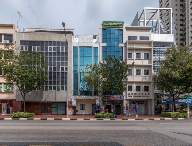 Heritage Apartments @ Clarke Quay, Singapore River