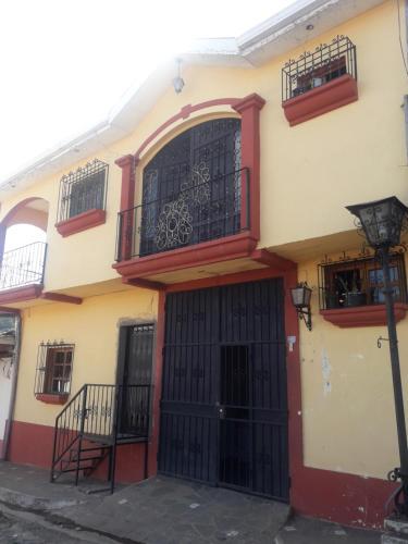 Hosta Ataco The mirage, Concepción de Ataco