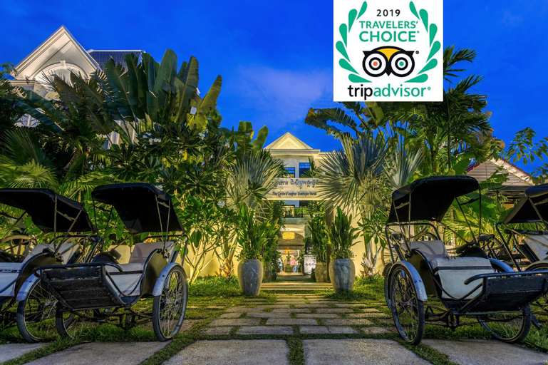 THE CYCLO D ANGKOR BOUTIQUE HOTEL, Siem Reab