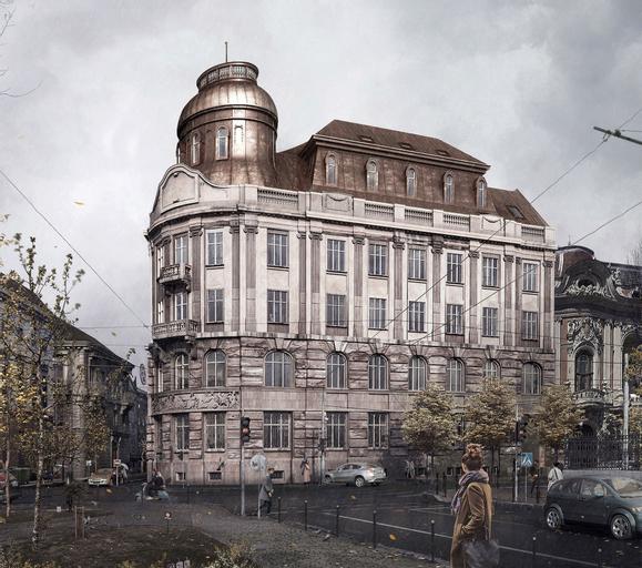 Bank Hotel, L'vivs'ka