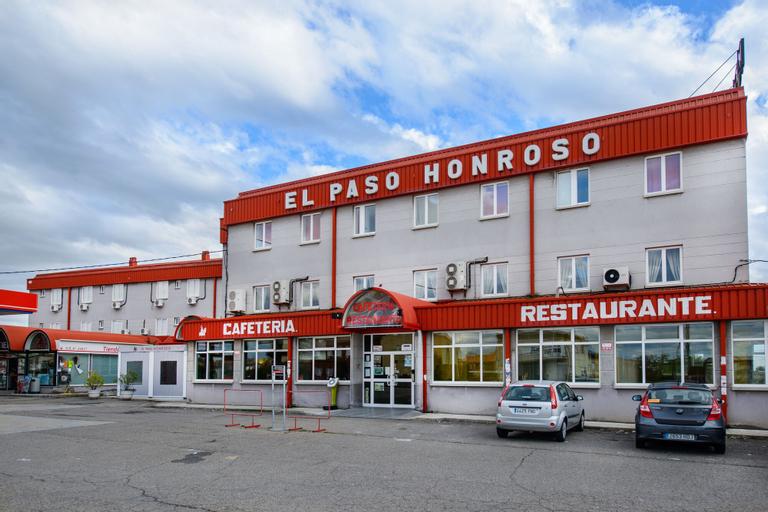 Hotel El Paso Honroso, León