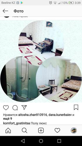 Comfort Hotel, Aqtobe