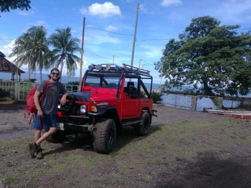 El Bamboo Tree House, Lago de Nicaragua