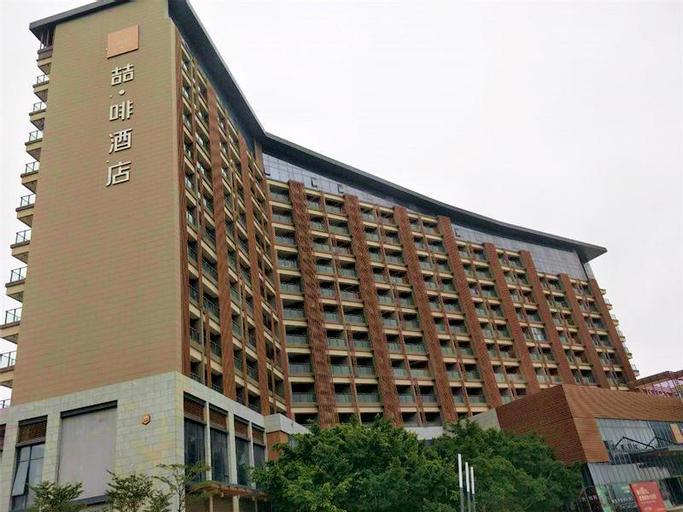 James Joyce Coffetela Shishi Gold Coast, Quanzhou