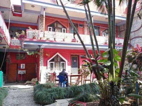 Hotel the little garden, Gandaki
