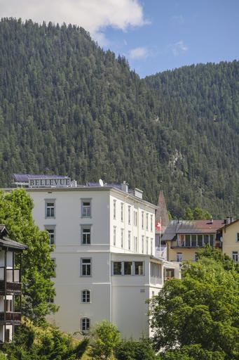 Hotel Bellevue Wiesen, Albula