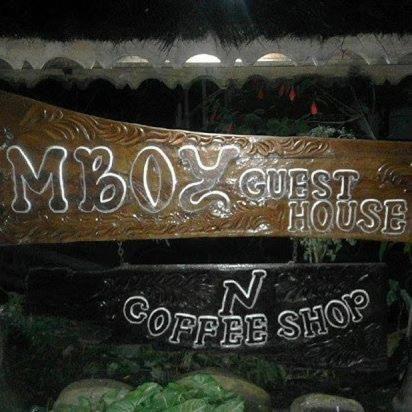 Mboy guest house, Langkat