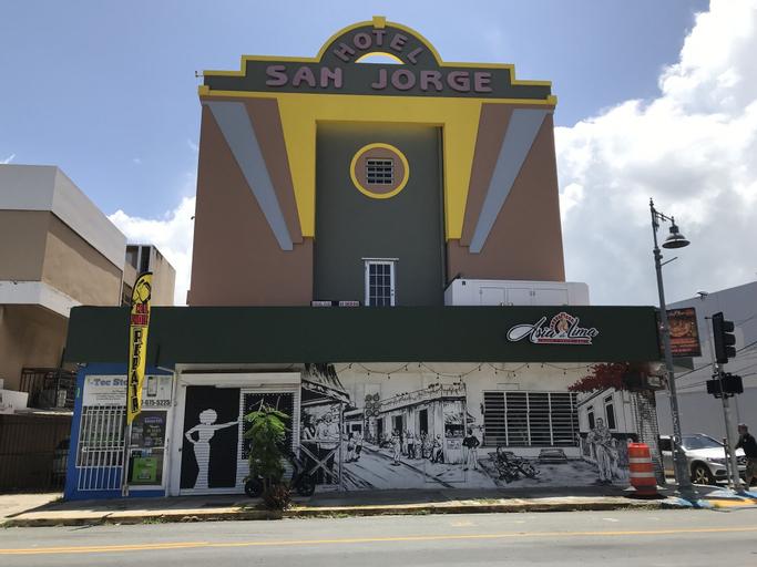 San Jorge Hotel & Hostel,
