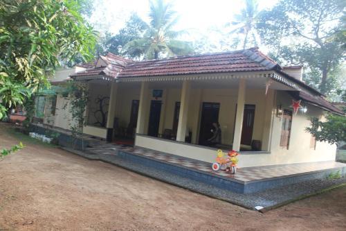 Paravarakath garden, Kottayam