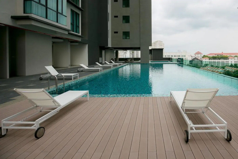 Jazz Service Suite George Town by Plush, Pulau Penang