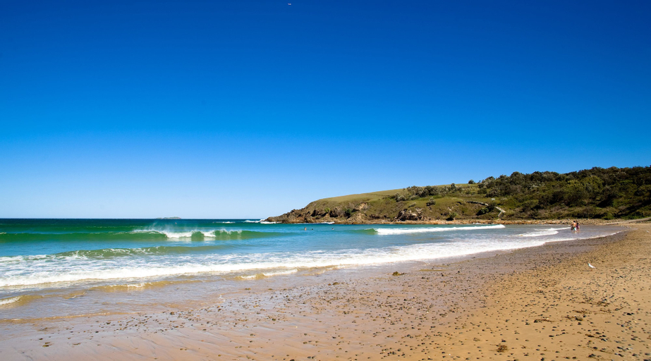 Discovery Parks – Emerald Beach, Coffs Harbour - Pt B