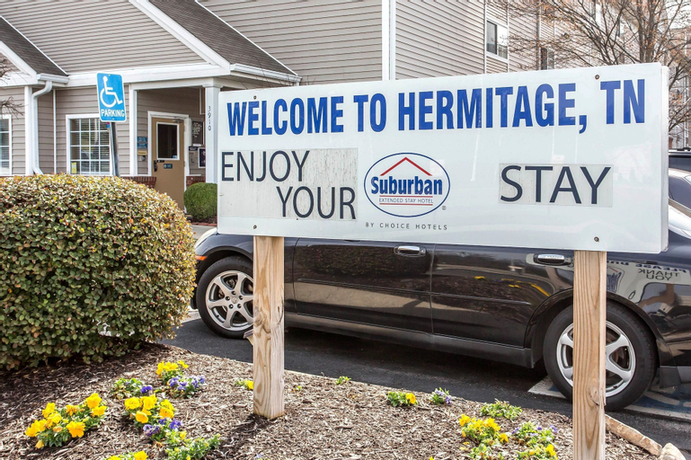 Suburban Extended Stay Hermitage, Davidson