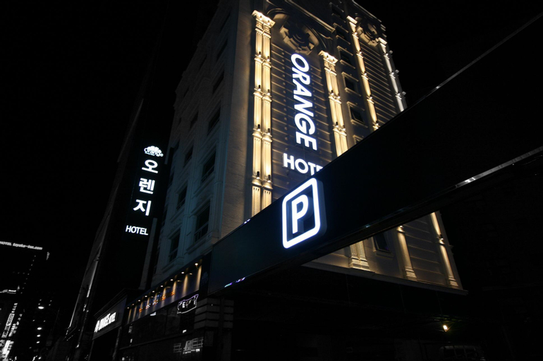 Hotel Orange, Haeundae