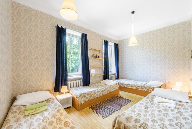 Downtown Forest Hostel & Camping, Vilniaus