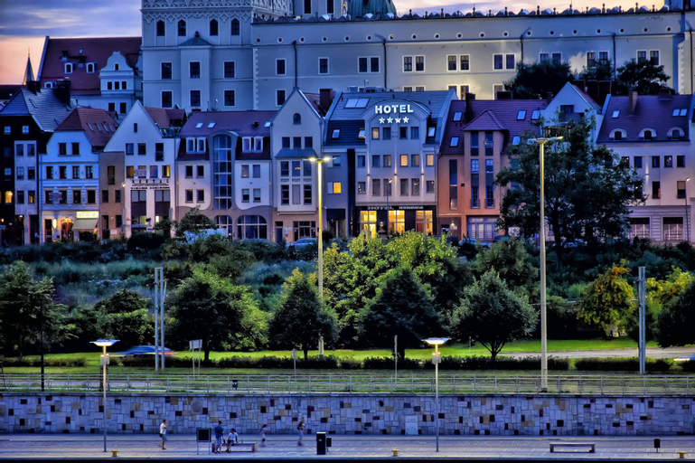 Hotel Zamek Centrum, Szczecin