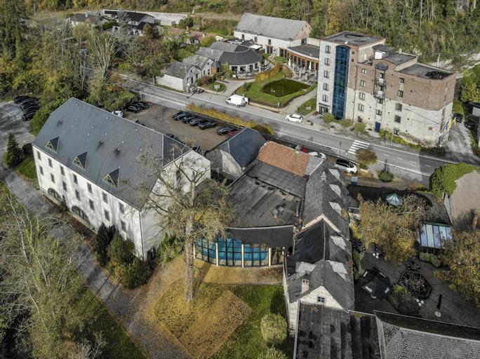 Les Jardins de la Molignée, Namur