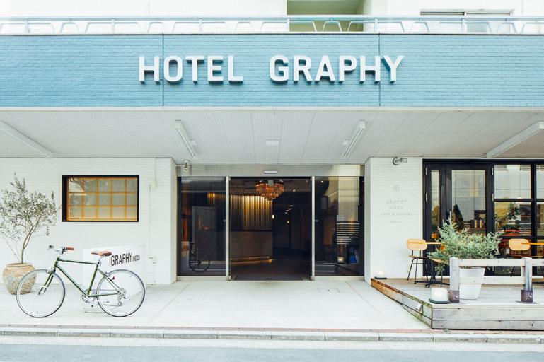 Hotel Graphy Nezu, Bunkyō
