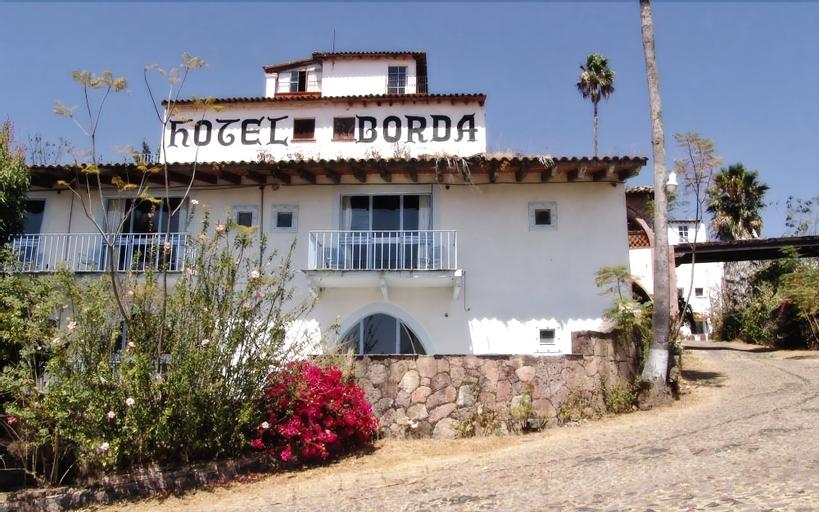 Hotel de la Borda, Tetipac