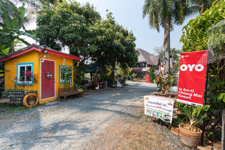 Is Am O Chiang Mai Resort, San Sai