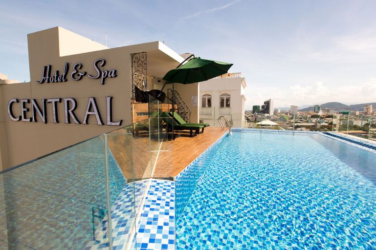 Central Hotel & Spa, Hải Châu
