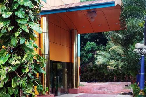 Mangalath hotel, Kollam