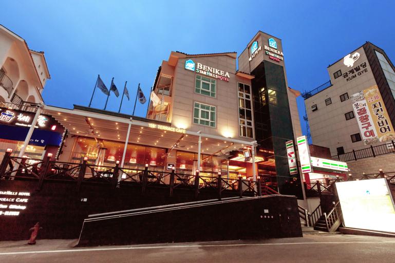 Benikea Starhills Hotel, Buan