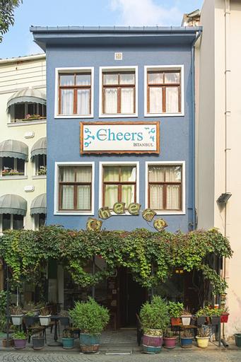 Cheers Hostel, Fatih