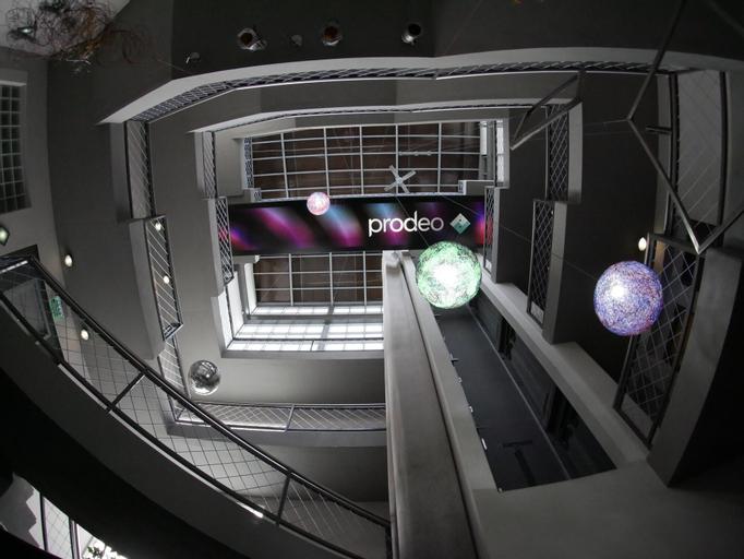 Prodeo Hotel & Lounge, Distrito Federal