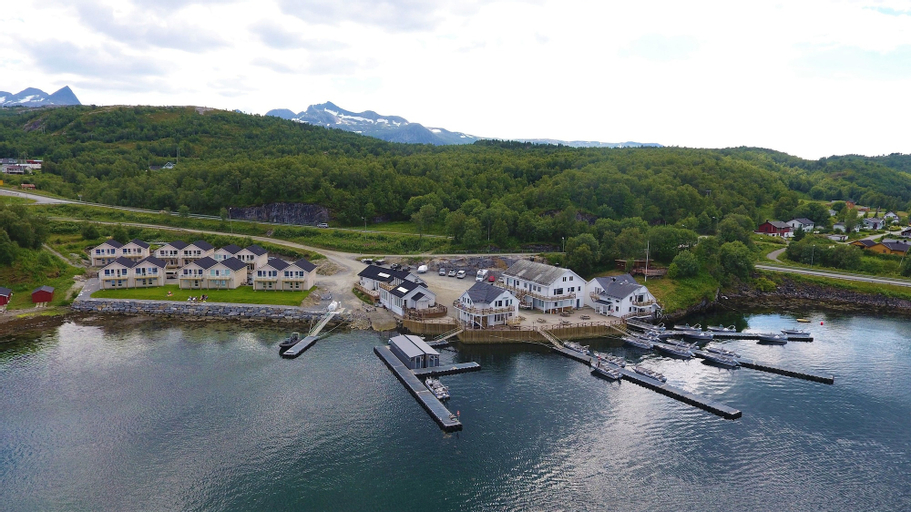 Saltstraumen Brygge, Bodø