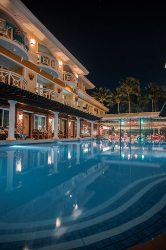 Boracay Mandarin Island Hotel, Malay